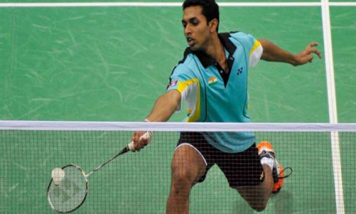 shuttler prannoy overcomes kashyap in german open roundup