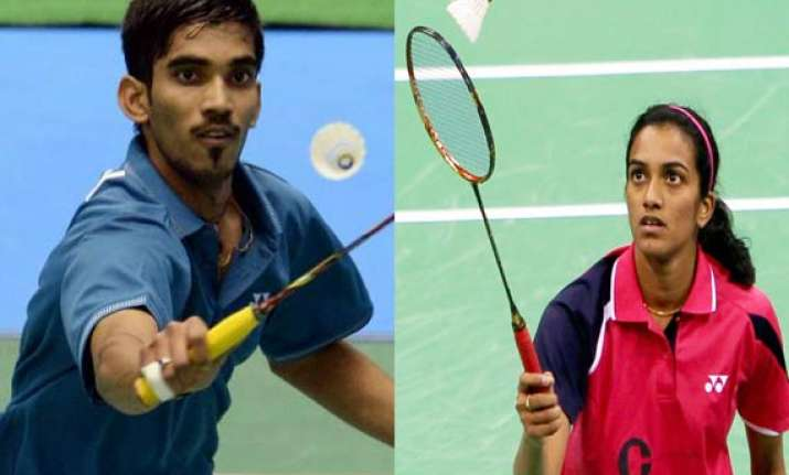 srikanth storms into semis sindhu out