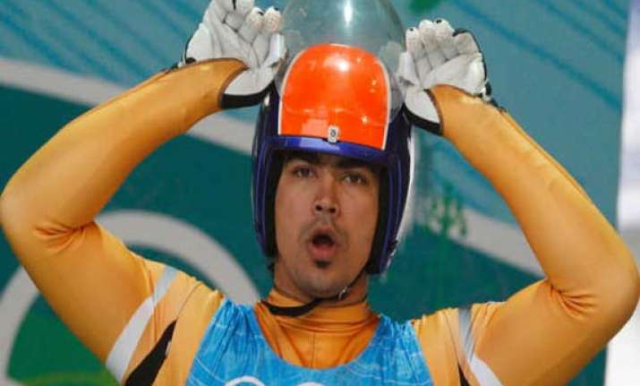 sochi olympics luger keshavan virtually out of contention
