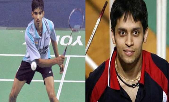 srikanth kashyap slide in badminton rankings
