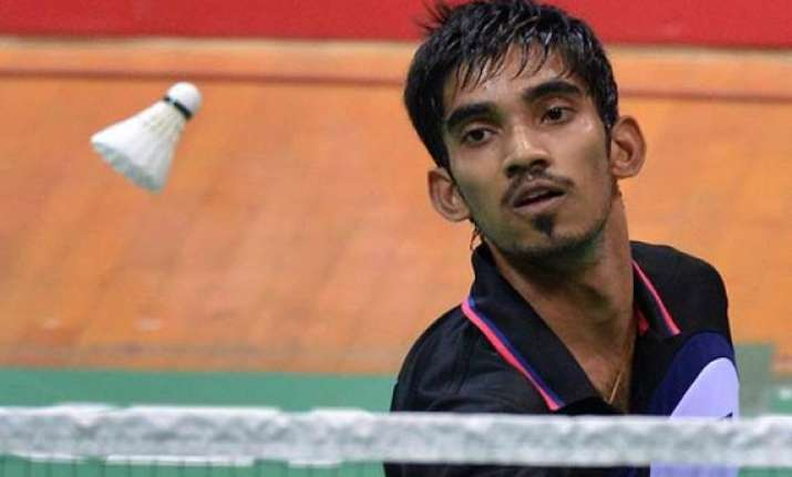 srikanth goes down fighting to lee chong wei