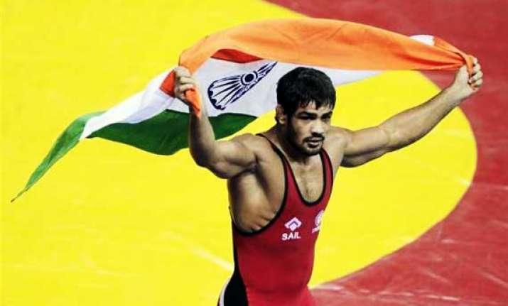 sushil kumar appointed sports brand ambassador of delhi