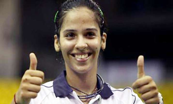 this year has been my best saina