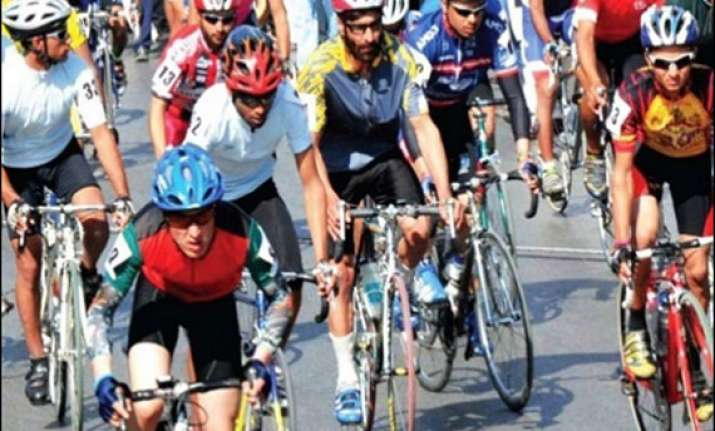 top cyclists to participate at asian championship