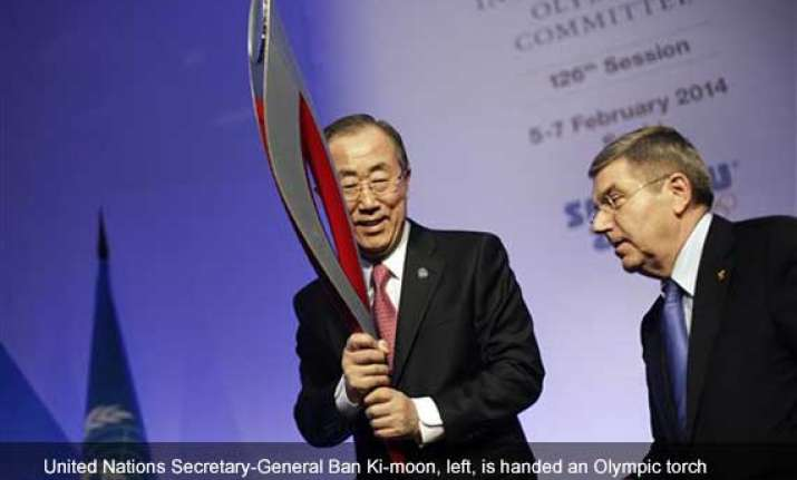 un chief denounces attacks on lgbt people
