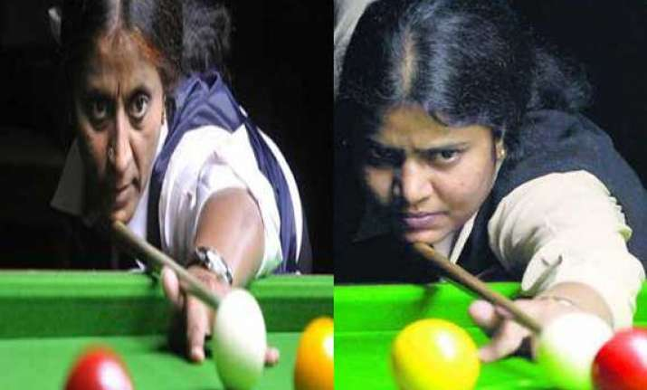 umadevi magimairaj bow out of world snooker