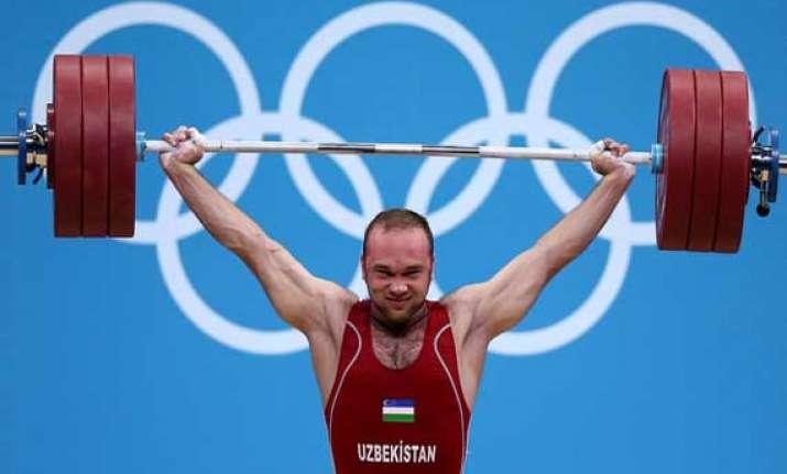 uzbek lifter wins gold at men s world championships