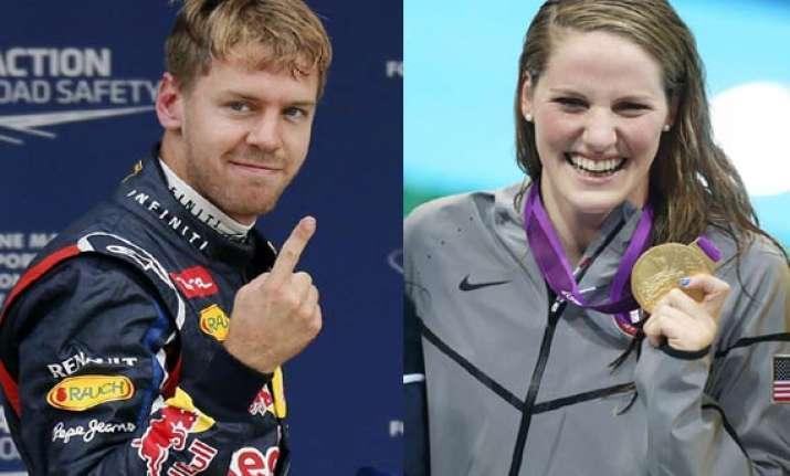 vettel missy clinch top prizes at star studded laureus