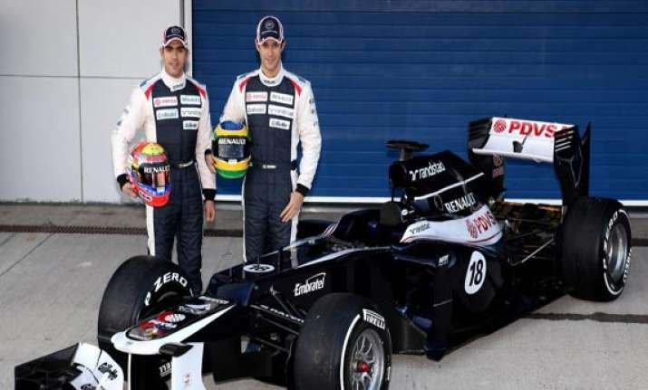 williams f1 appoint new ceo