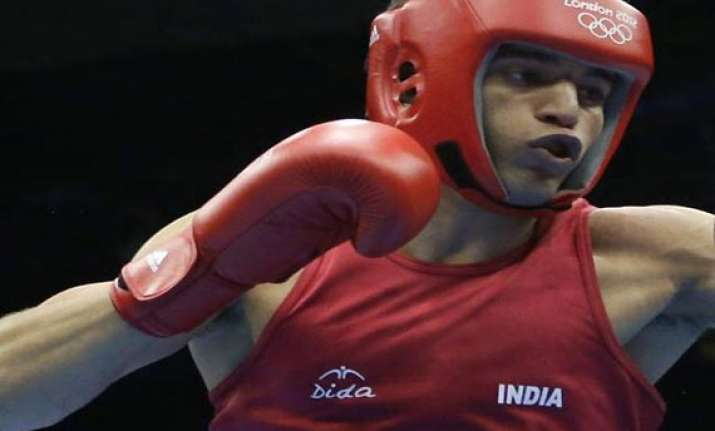 world boxing championships sumit vikash in pre quarters