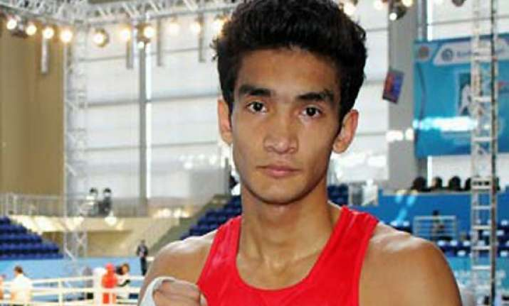 world boxing championships shiva enters quarters nanao