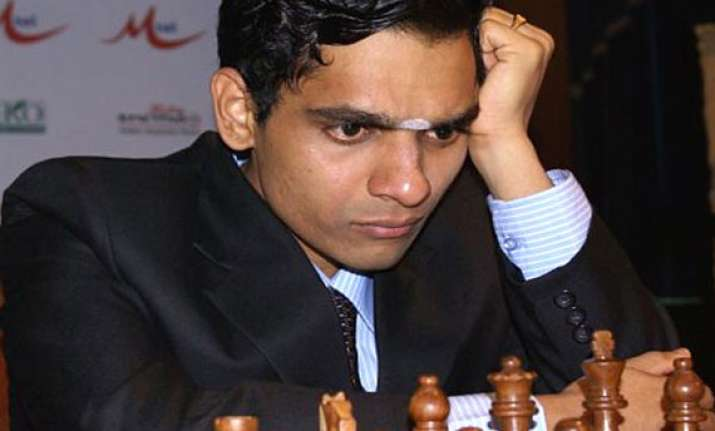 world chess cup india s sasikiran ousted