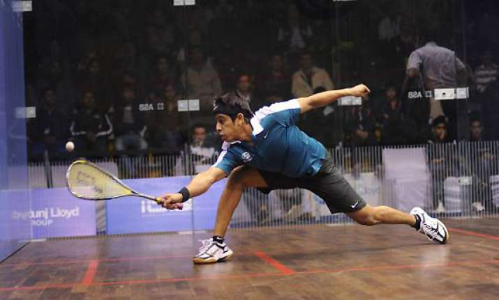 world squash ghosal 1st indian to reach quarters