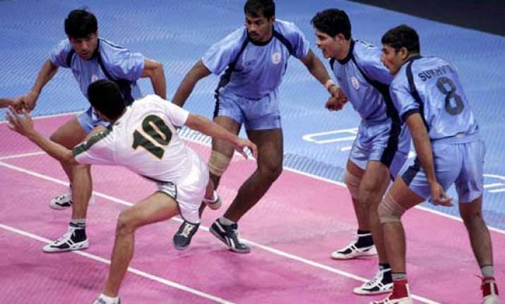 world s first kabaddi league launched in india