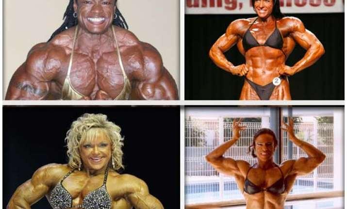 world s top 10 women bodybuilders