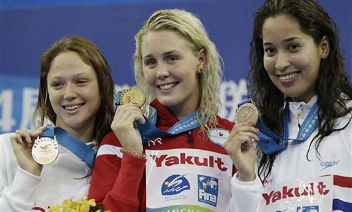 world swimming jeannette allaksandra share gold