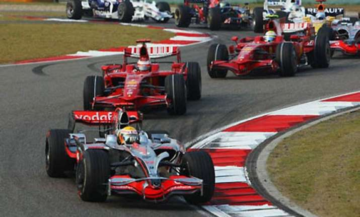 2012 indian grand prix f1 race on oct 28