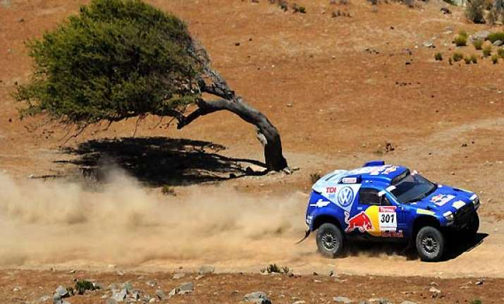 472 vehicles to compete in 2013 dakar rally