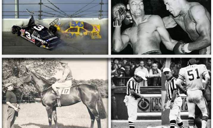 10 world athletes who died on field