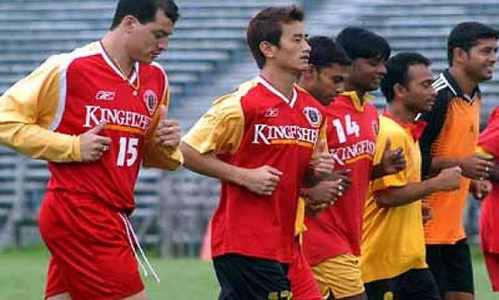afc cup east bengal pin hopes on home advantage to create