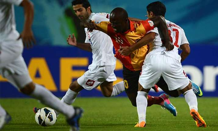afc cup east bengal lost to alkuwait sc 0 3 in final