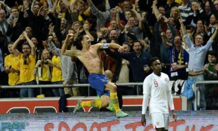 acrobatic ibrahimovic shoots down england