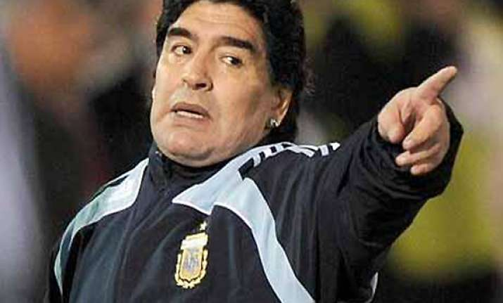 after dubai soccer legend maradona looks to china