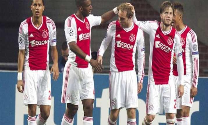 ajax psv win first matches in dutch league