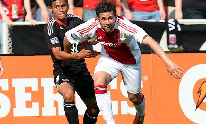 ajax beats excelsior 4 1 in dutch league