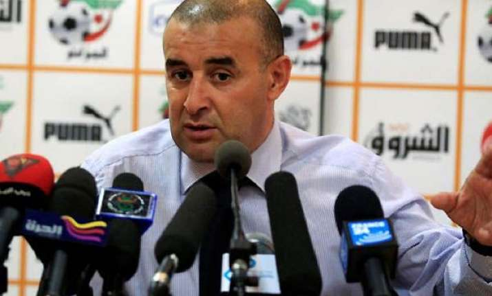 algerian coach quits after 4 0 drubbing by morocco