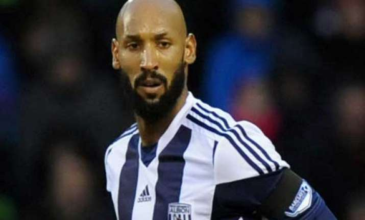 anelka leaves west brom following quenelle ban