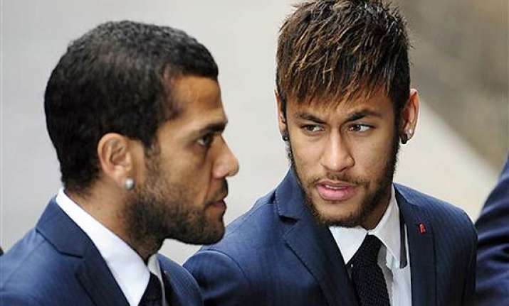 anti racism campaign was planned for neymar