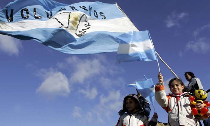 argentina naming league in honor of sunken warship
