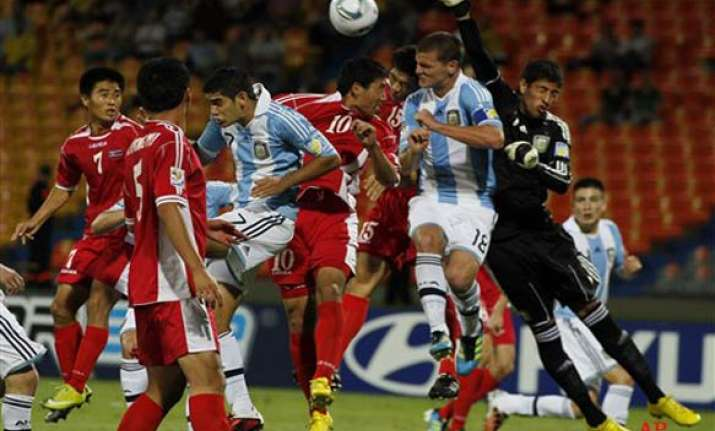 argentina reaches knockout stage at u20 world cup