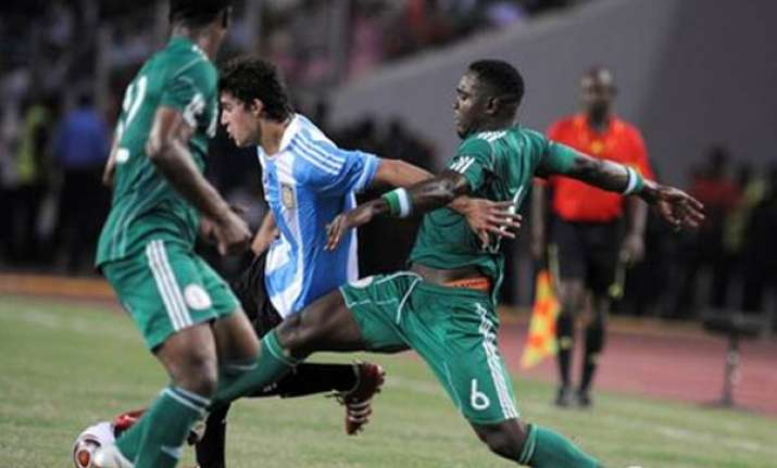 argentina to play against nigeria in another friendly