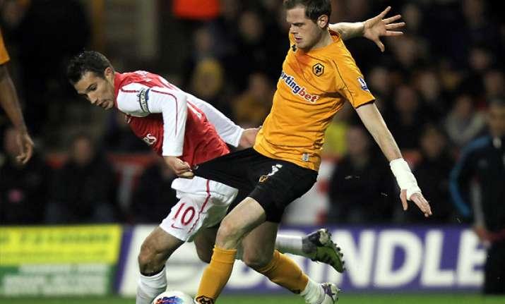 arsenal beats wolves 3 0 in premier league