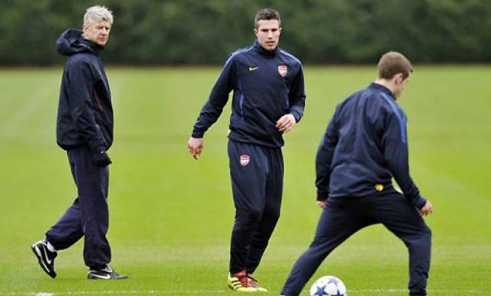 arsenal to face udinese in champs league playoff