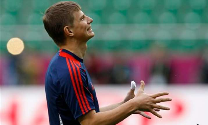 arshavin says russia players lack speed