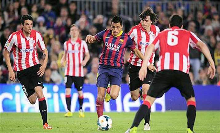 athletic bilbao clinches champions league berth