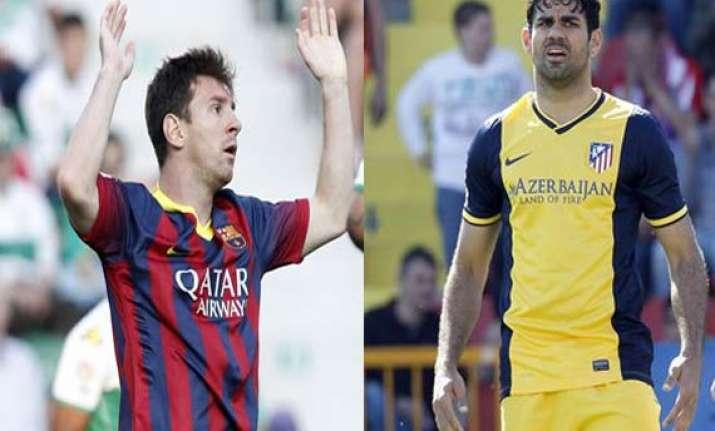 atletico madrid barcelona primed for spanish title decider