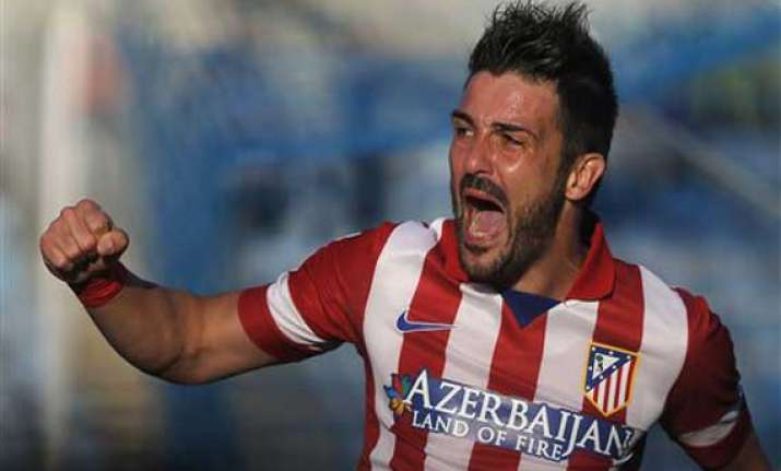 atletico 4 wins away from spanish title