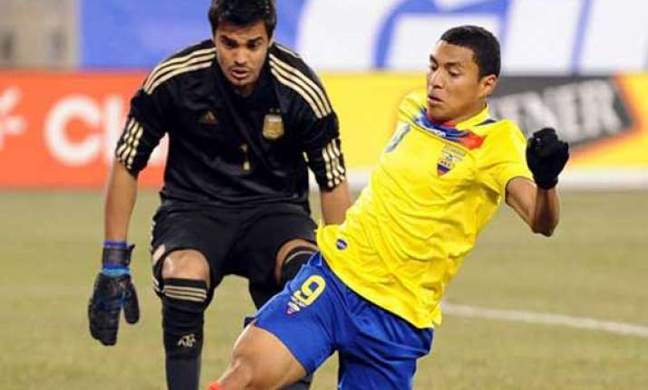 australia equador to meet in world cup warmup