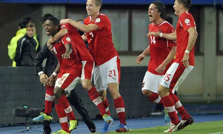 austria could miss 2 regulars in world cup qualifiers