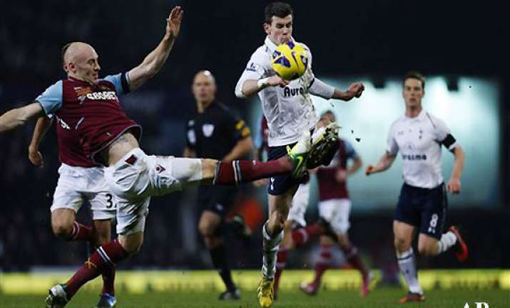 bale does it again for spurs with late winner