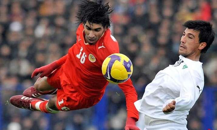 banned bahrain player joins australian club