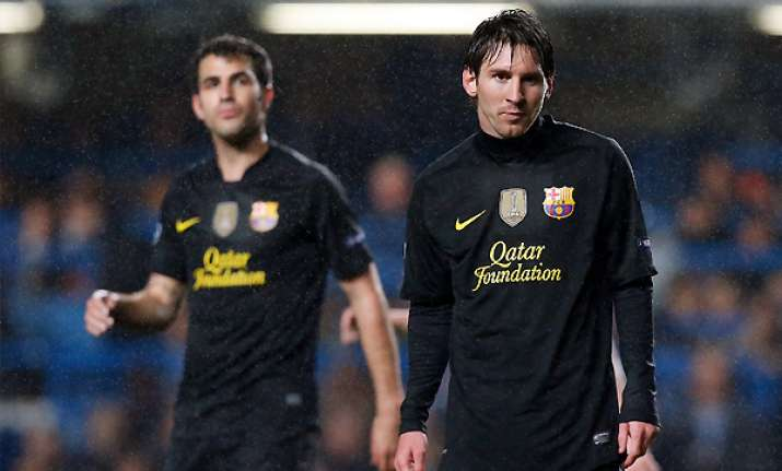 barca real up against it in champions league