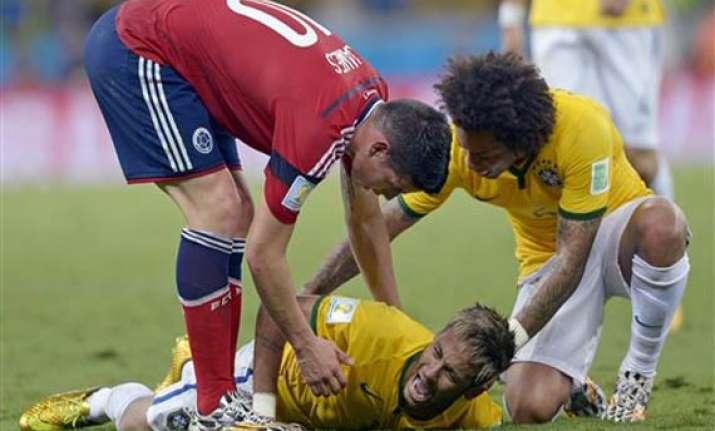 barcelona brazil s neymar progressing very well