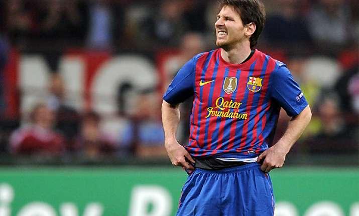 barcelona in danger ahead of champs league 2nd leg