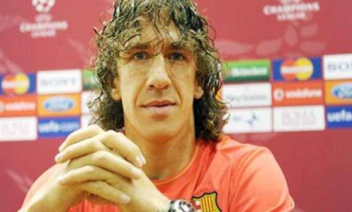 barcelona s puyol to undergo surgery