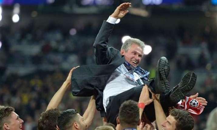 bayern munich beat dortmund 2 1 to win european cup